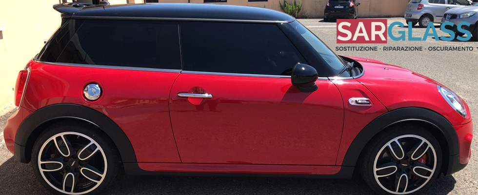 oscuramento vetri auto sarglass
